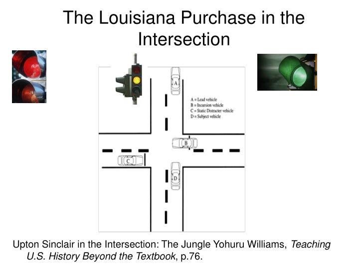 The Louisiana Purchase in the Intersection