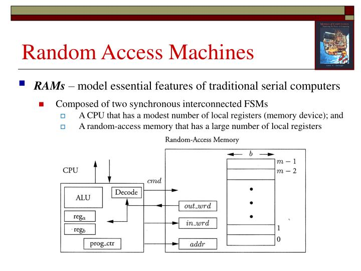 Random Access Machines