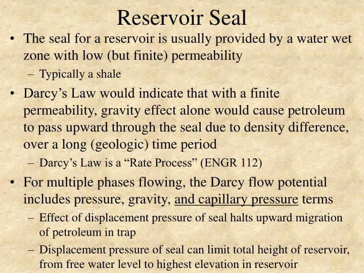 Reservoir seal1