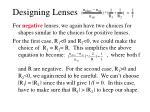 designing lenses1