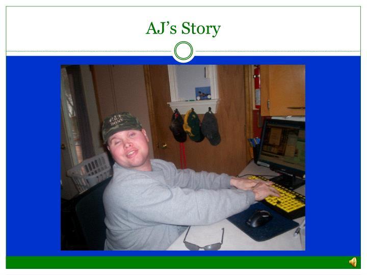 AJ's Story