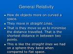 general relativity5