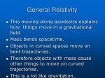 general relativity7