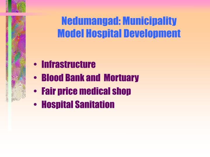 Nedumangad: Municipality
