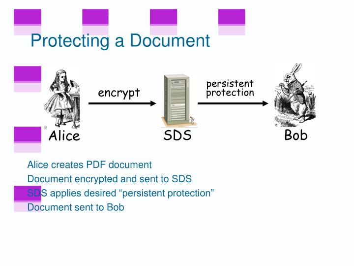 Protecting a Document