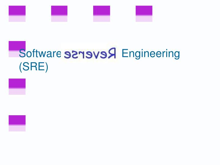 Software   Reverse   Engineering (SRE)