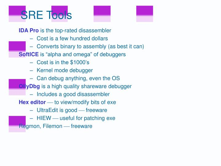 SRE Tools