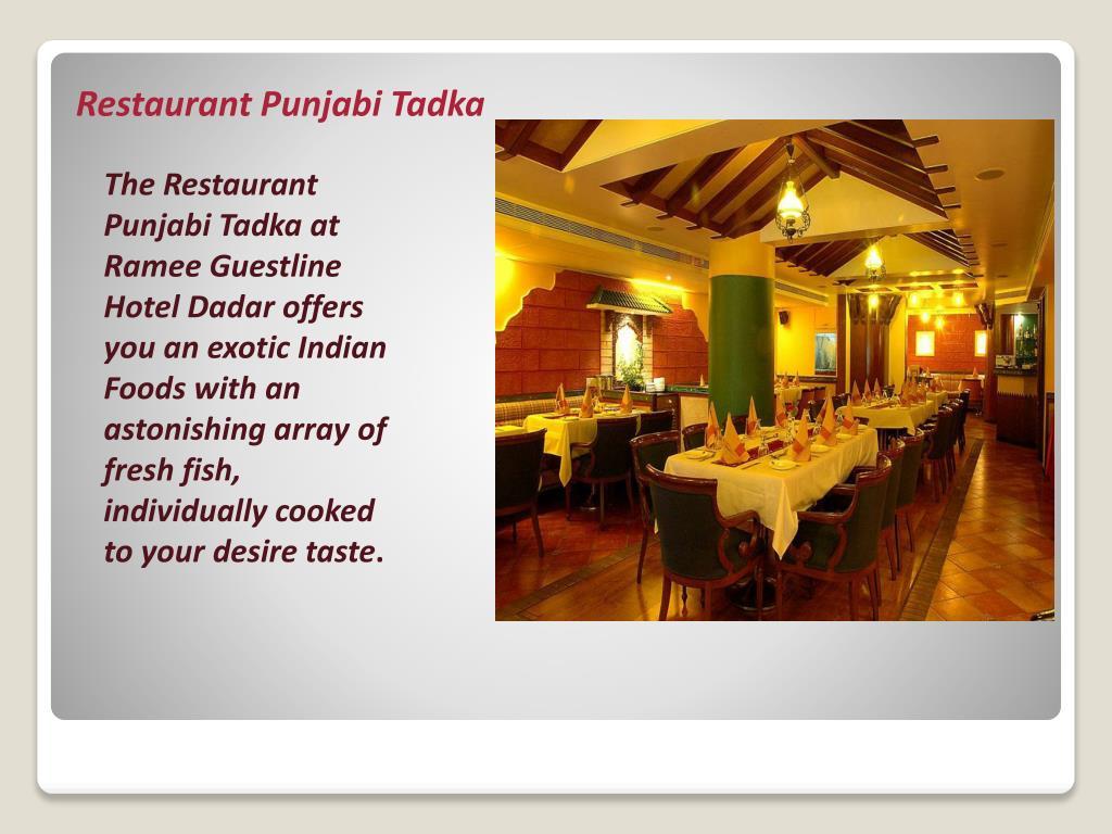 Restaurant Punjabi Tadka