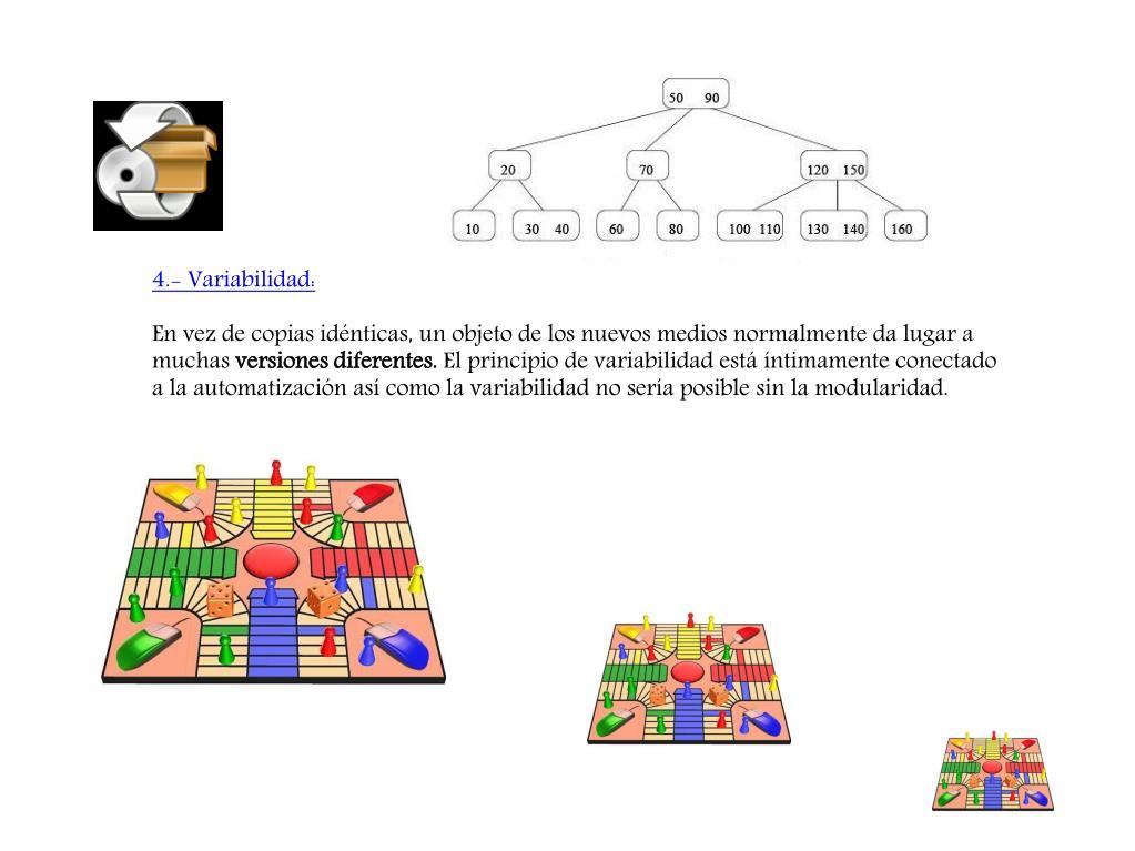 4.- Variabilidad: