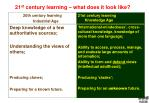 21 st century learning what does it look like3