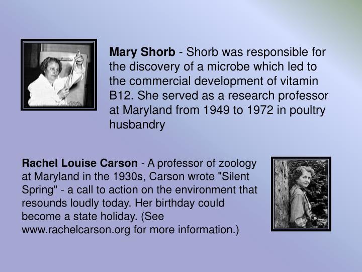 Mary Shorb