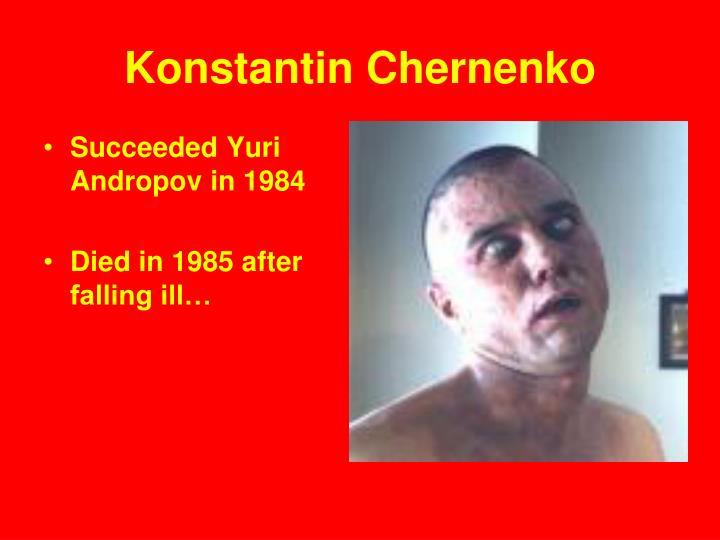 Konstantin Chernenko