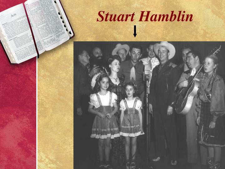 Stuart Hamblin