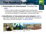 the rooibos experience2