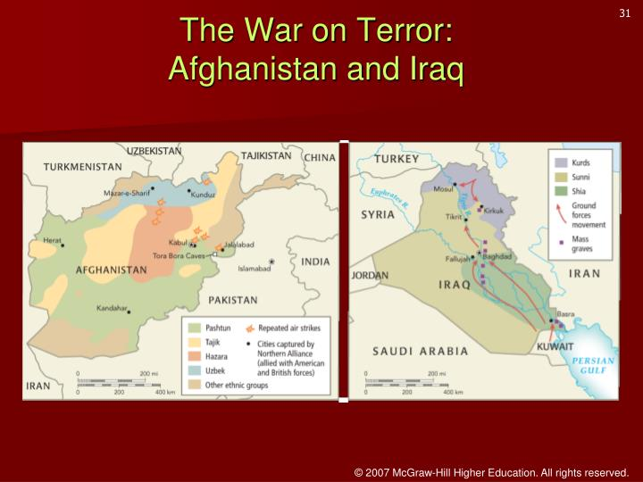 The War on Terror: