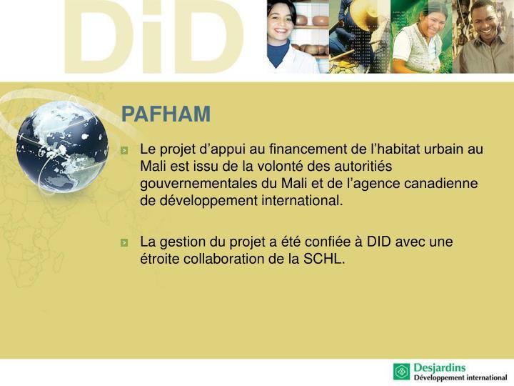 PAFHAM