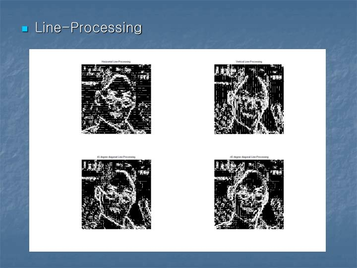 Line-Processing