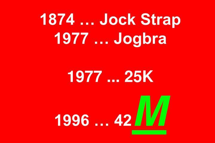 1874  Jock Strap