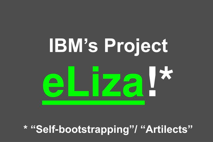 IBMs Project