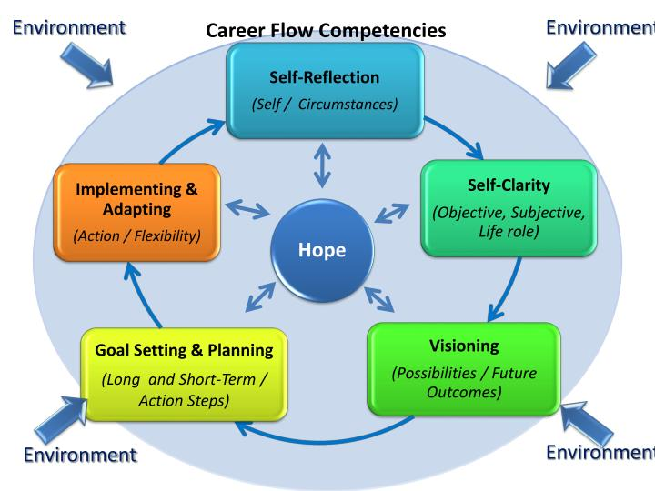 Career Flow Competencies