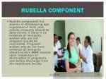 rubella component