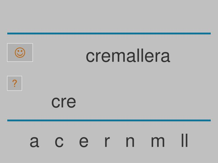 cremallera