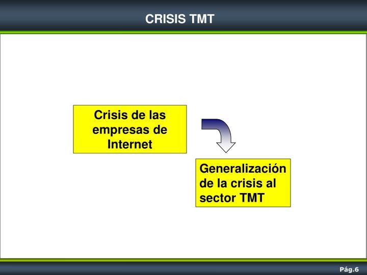 CRISIS TMT