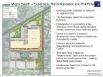 miami beach expansion reconfiguration and hq hotel