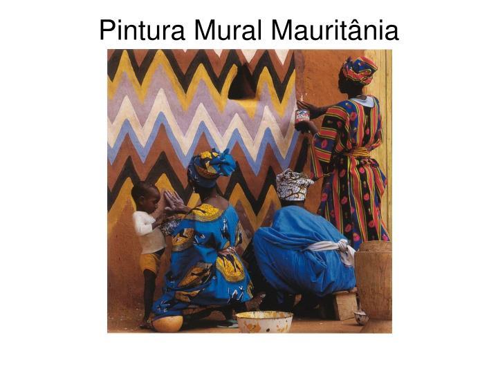 Pintura Mural Mauritânia
