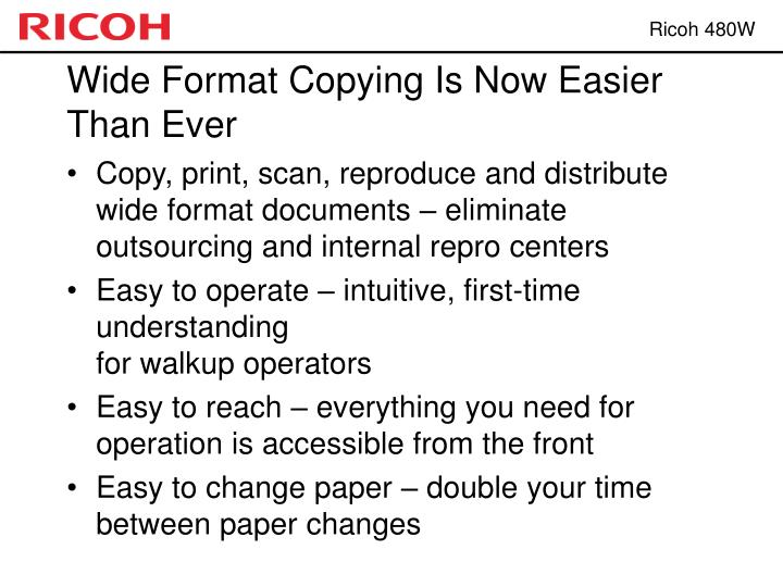 Wide Format Copying Is Now Easier Than Ever