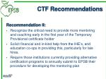 ctf recommendations1