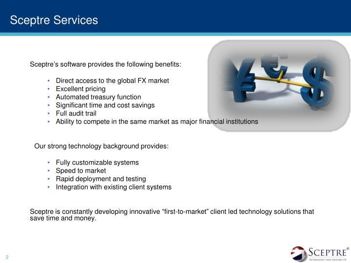 Sceptre Services