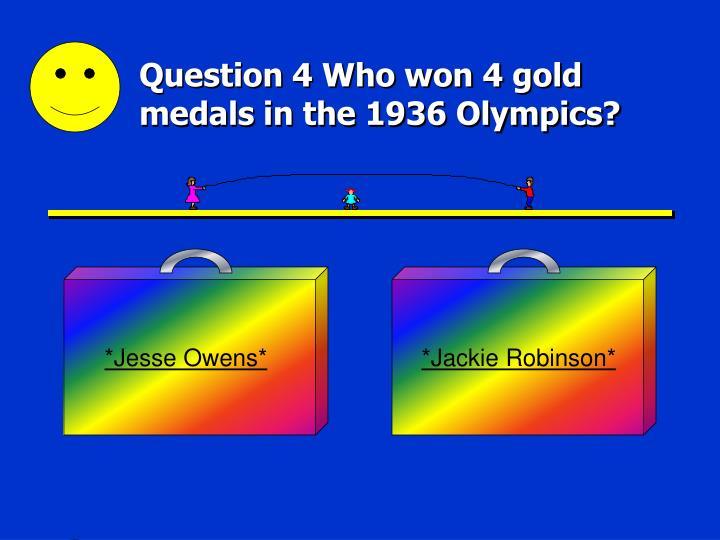 *Jesse Owens*