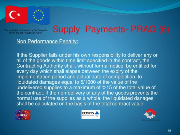 Supply  Payments- PRAG (6)