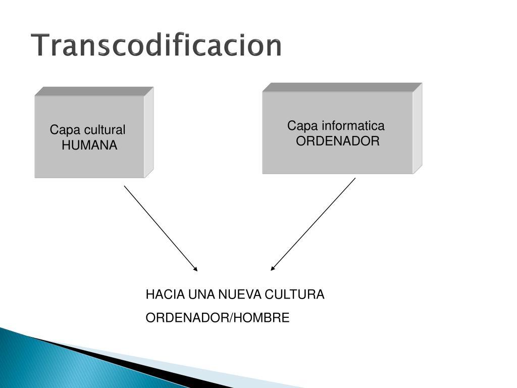 Transcodificacion