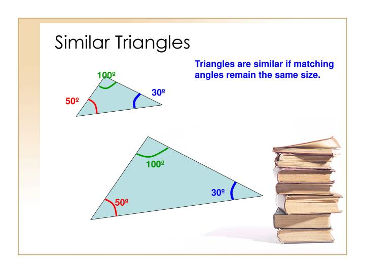 Similar triangles1