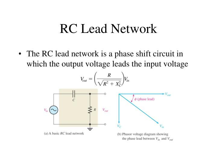 RC Lead Network