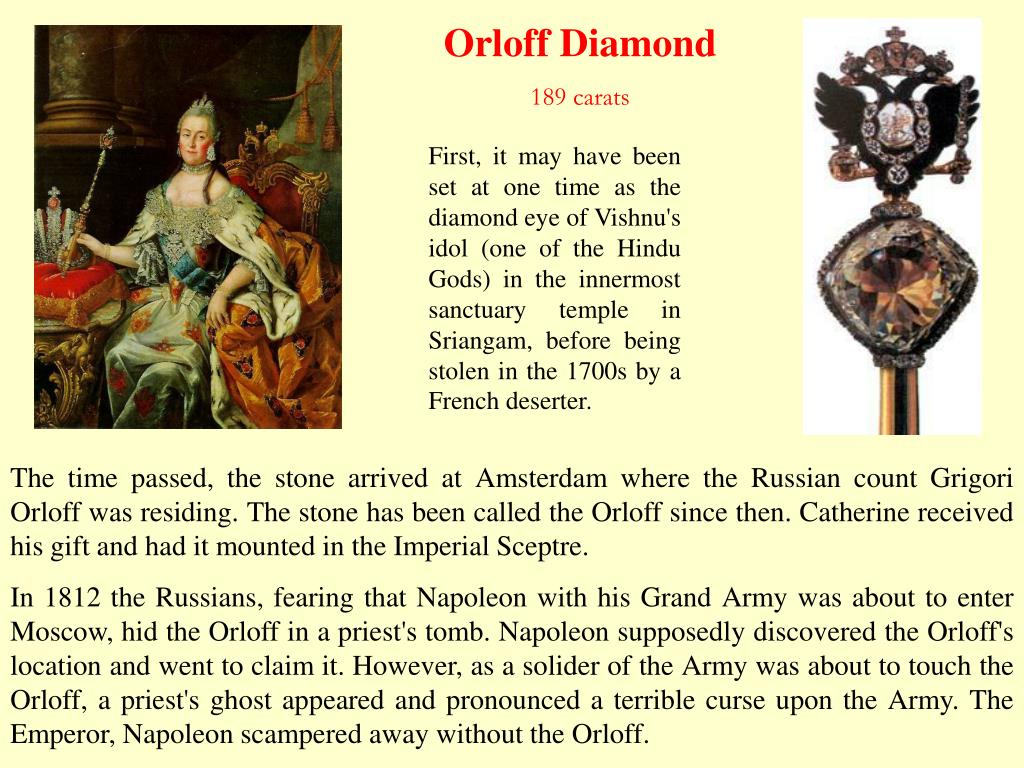 Orloff Diamond