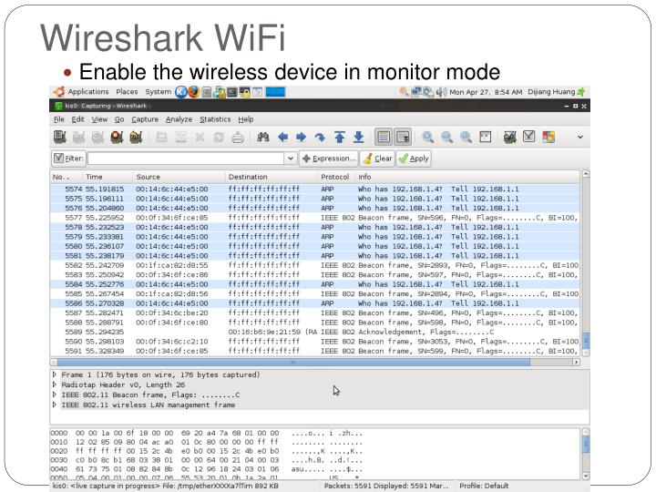 Wireshark WiFi