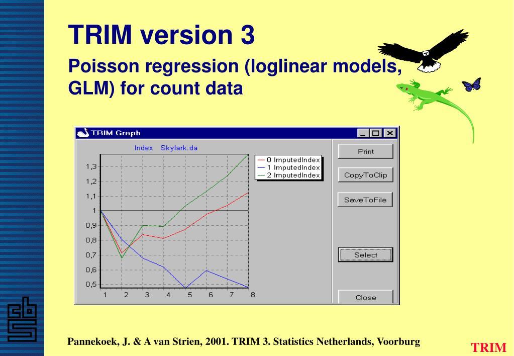 TRIM version 3