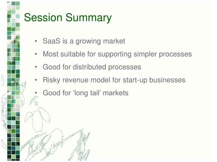 Session Summary