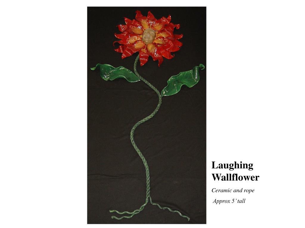 Laughing Wallflower