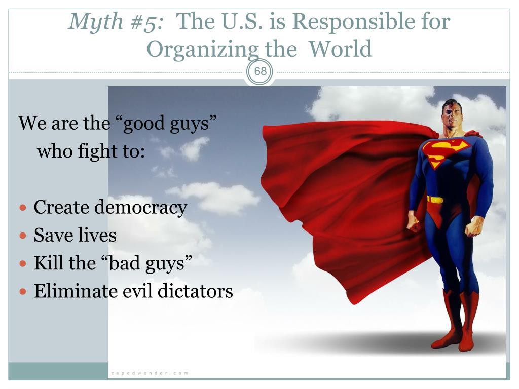 Myth #5: