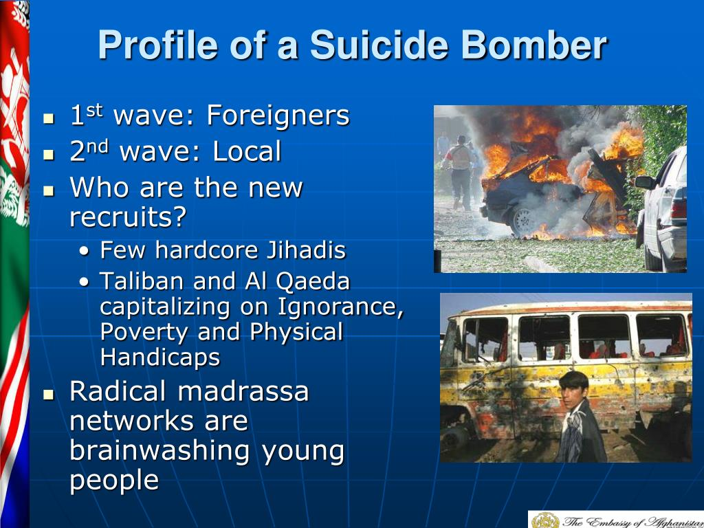 Profile of a Suicide Bomber