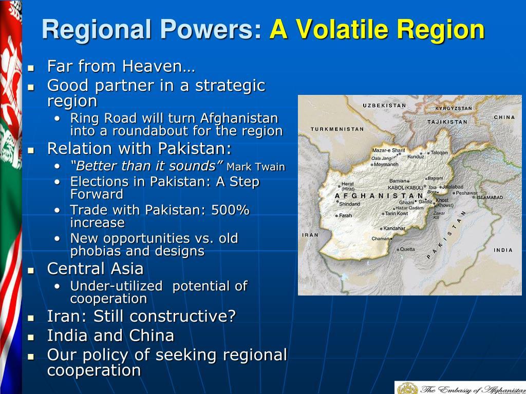 Regional Powers: