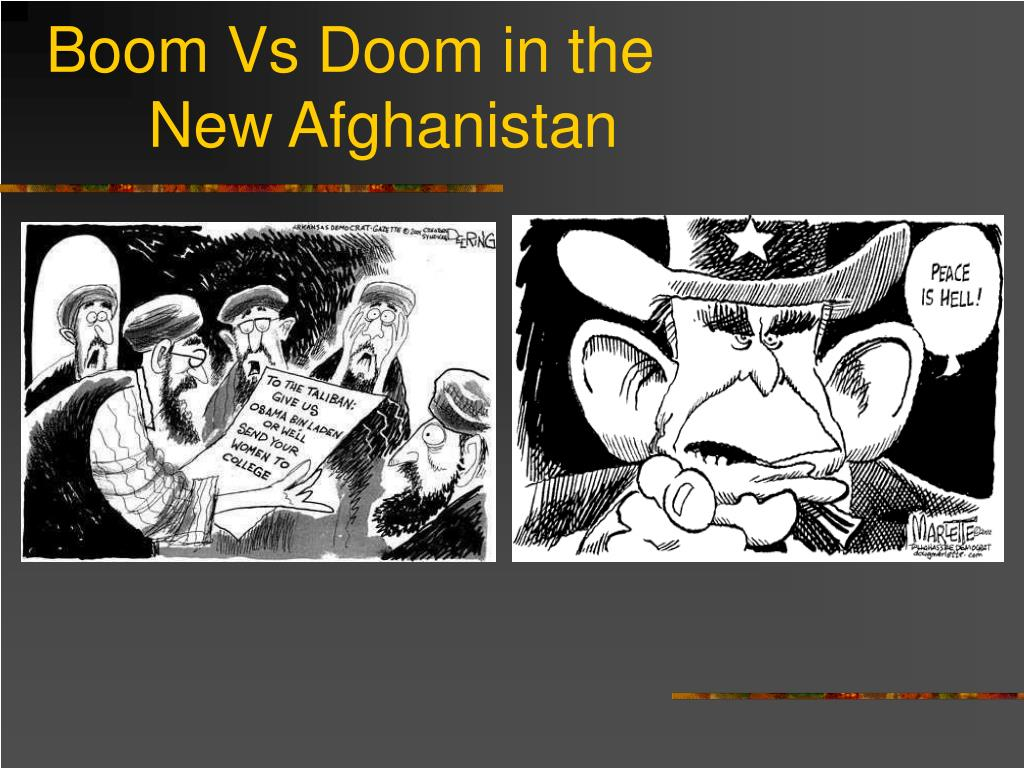 Boom Vs Doom in the