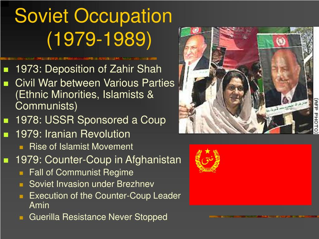 Soviet Occupation
