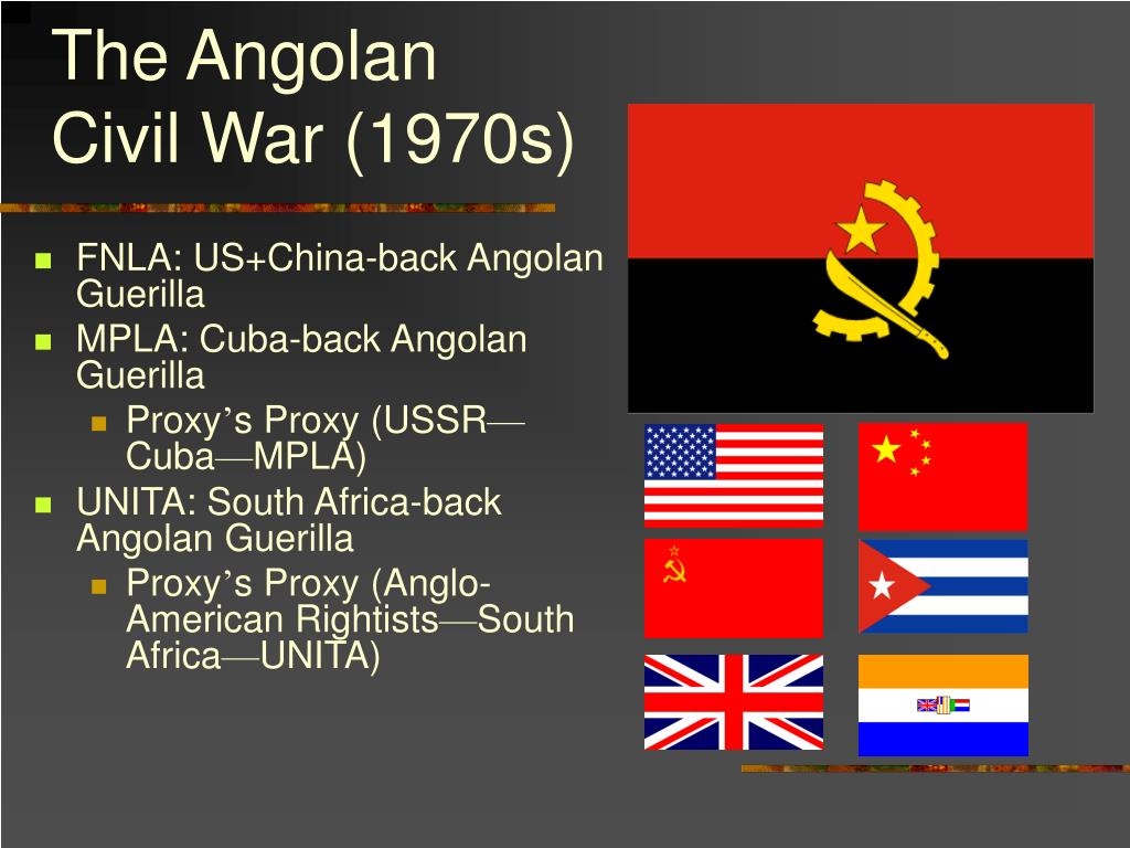 The Angolan