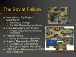 the soviet failure
