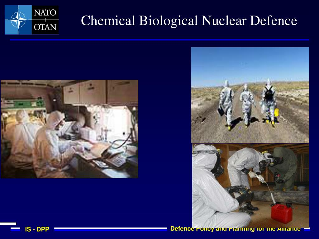 Chemical Biological Nuclear Defence